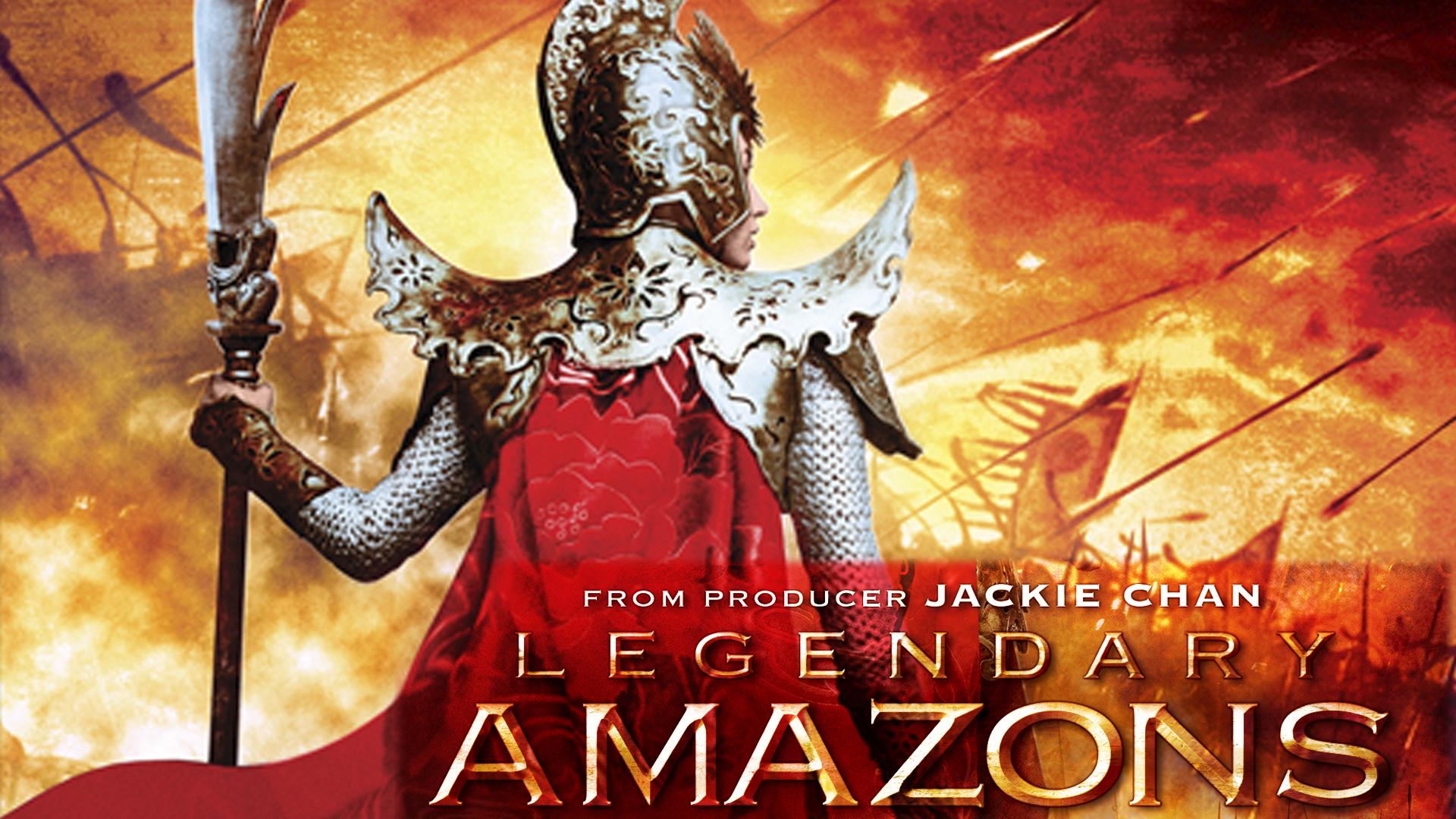 Legendary Amazons (English Subtitled)