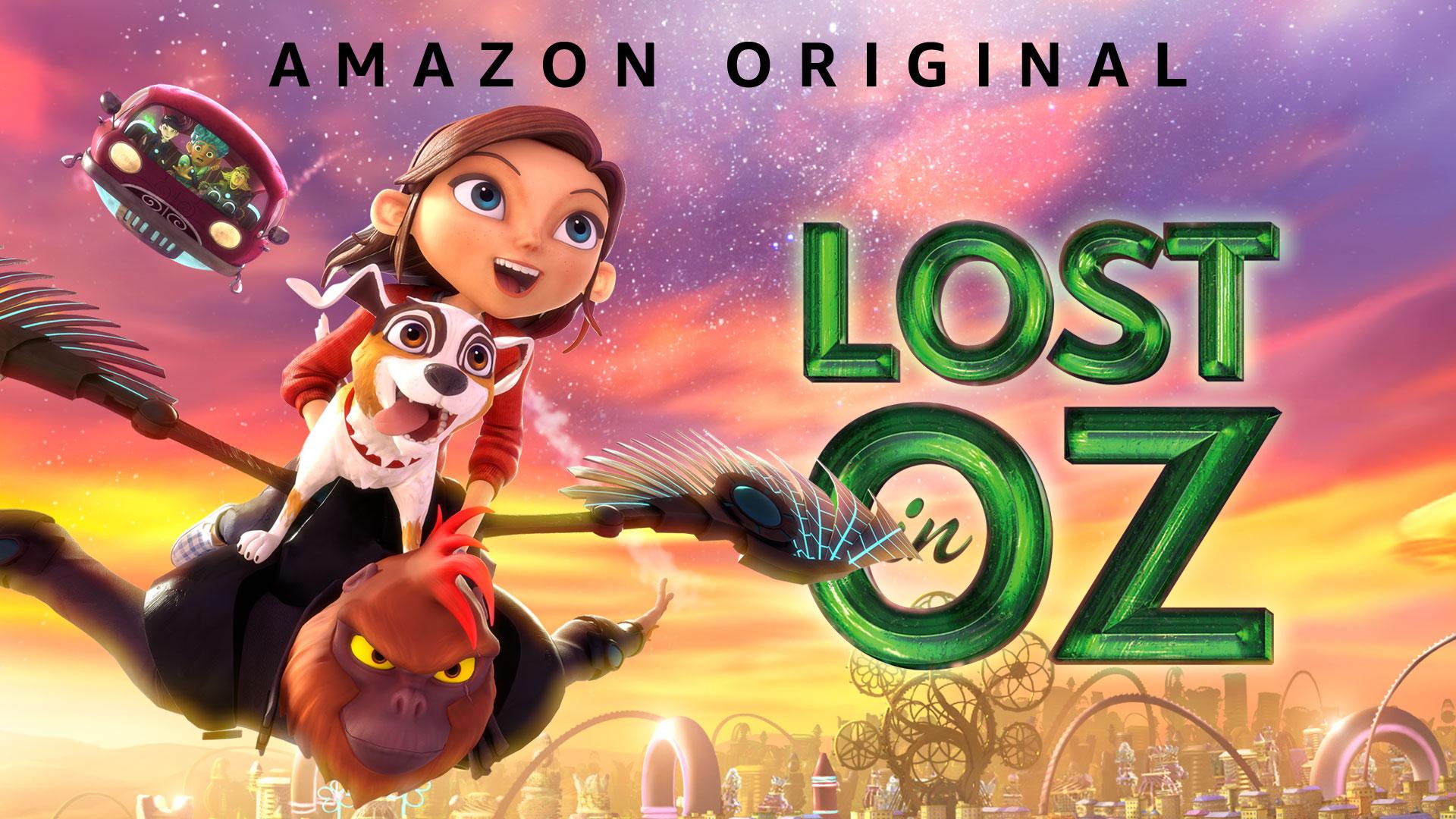 Perduti a Oz - Stagione 1