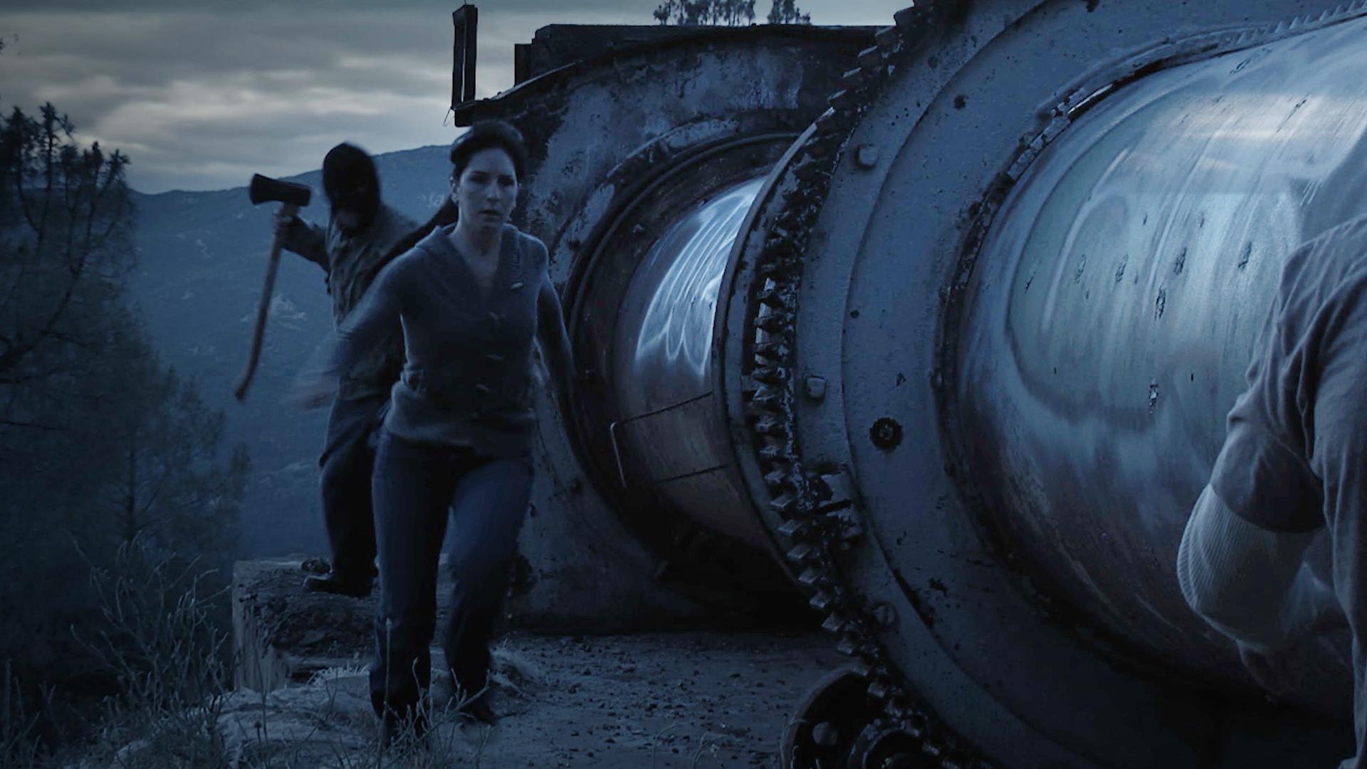 Edge Of Dawn on Amazon Prime Video UK