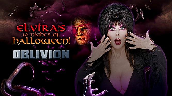 Elvira's 10 Nights of Halloween: Oblivion - Plus Couch Confessional Bonus Feature