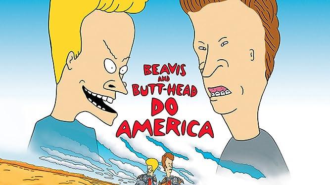 Beavis and Butt-Head Do America
