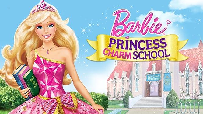 Barbie: Princess Charm School