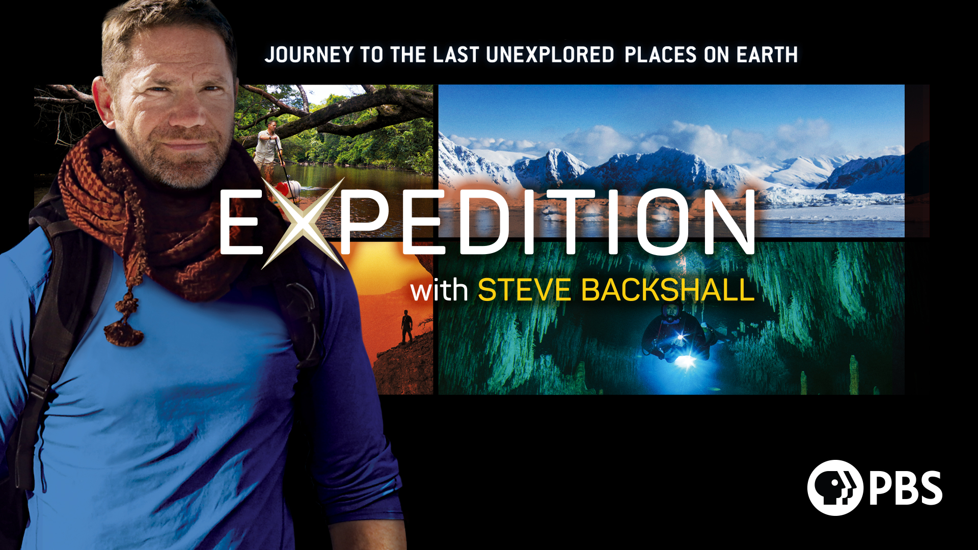 Expedition with Steve Backshall: Season 1