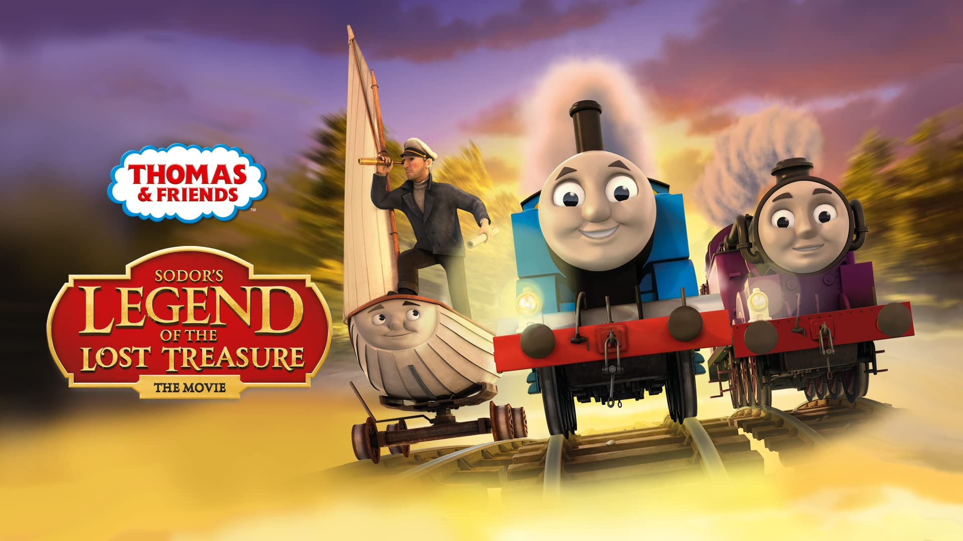 Thomas & Friends: Sodor's Legend of the Lost Treasure (US)