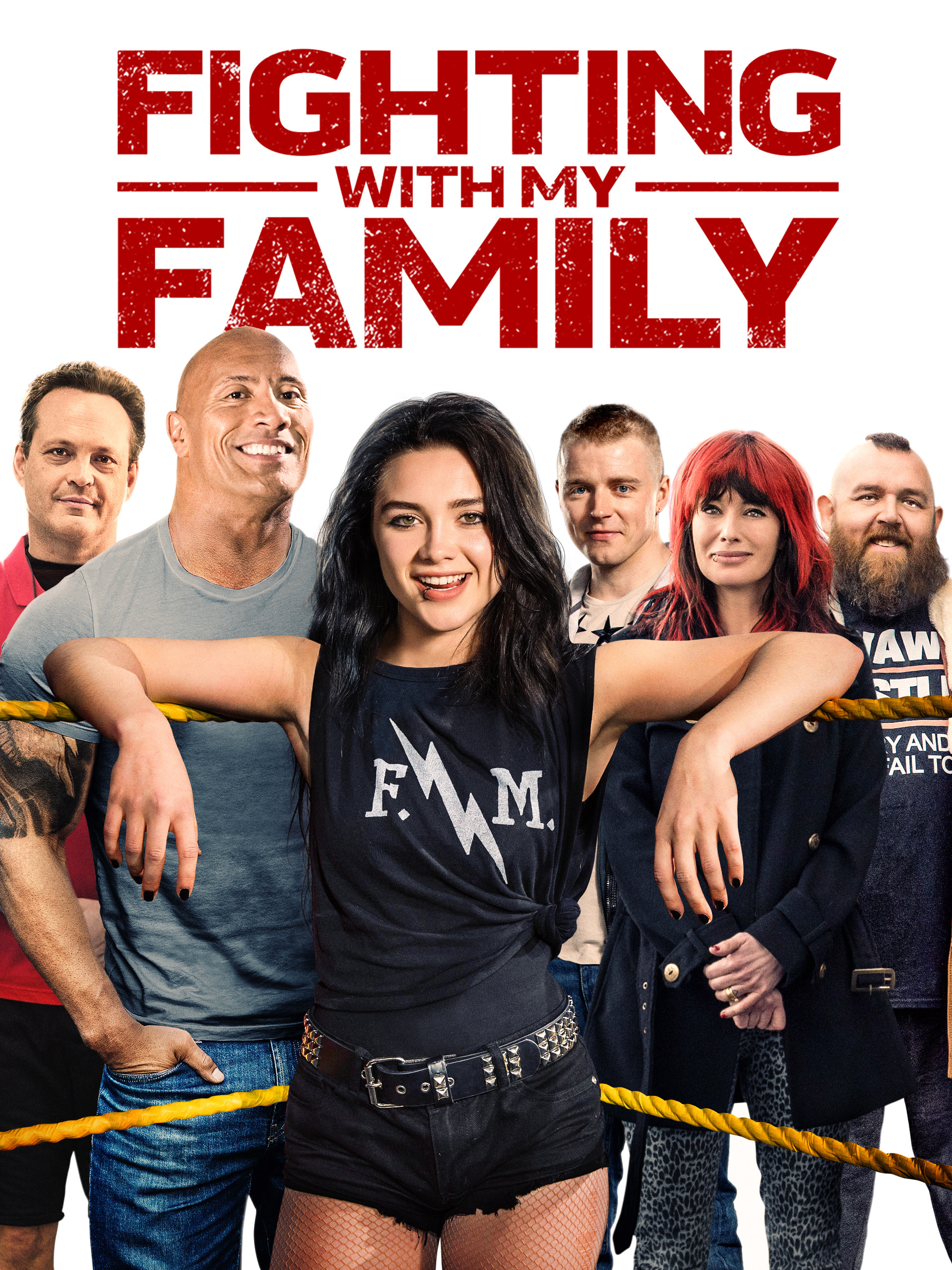 Prime Video: Fighting With My Family