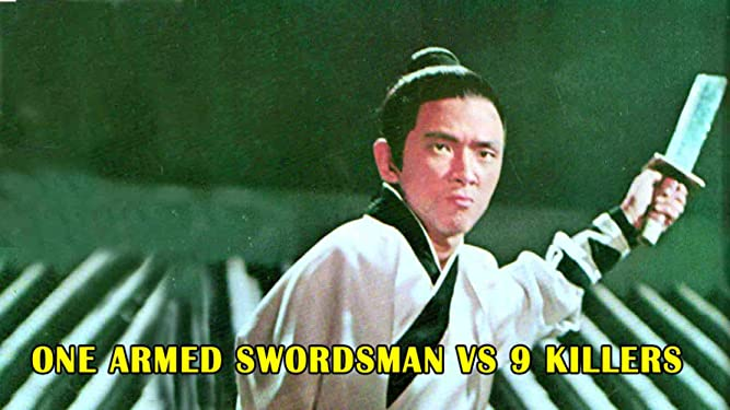 One Armed Swordsman vs. Nine Killers