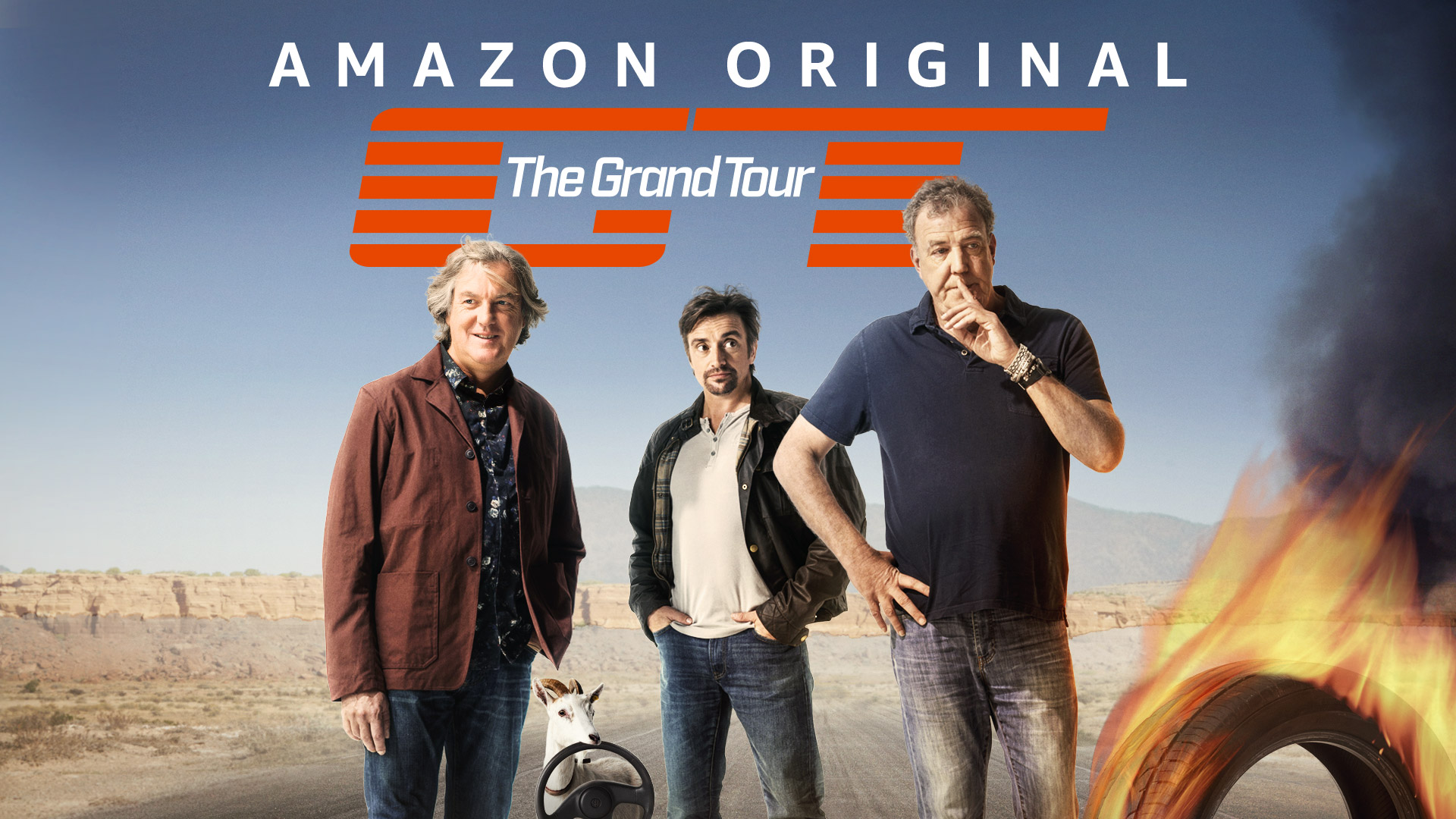 The Grand Tour - Seizoen 1
