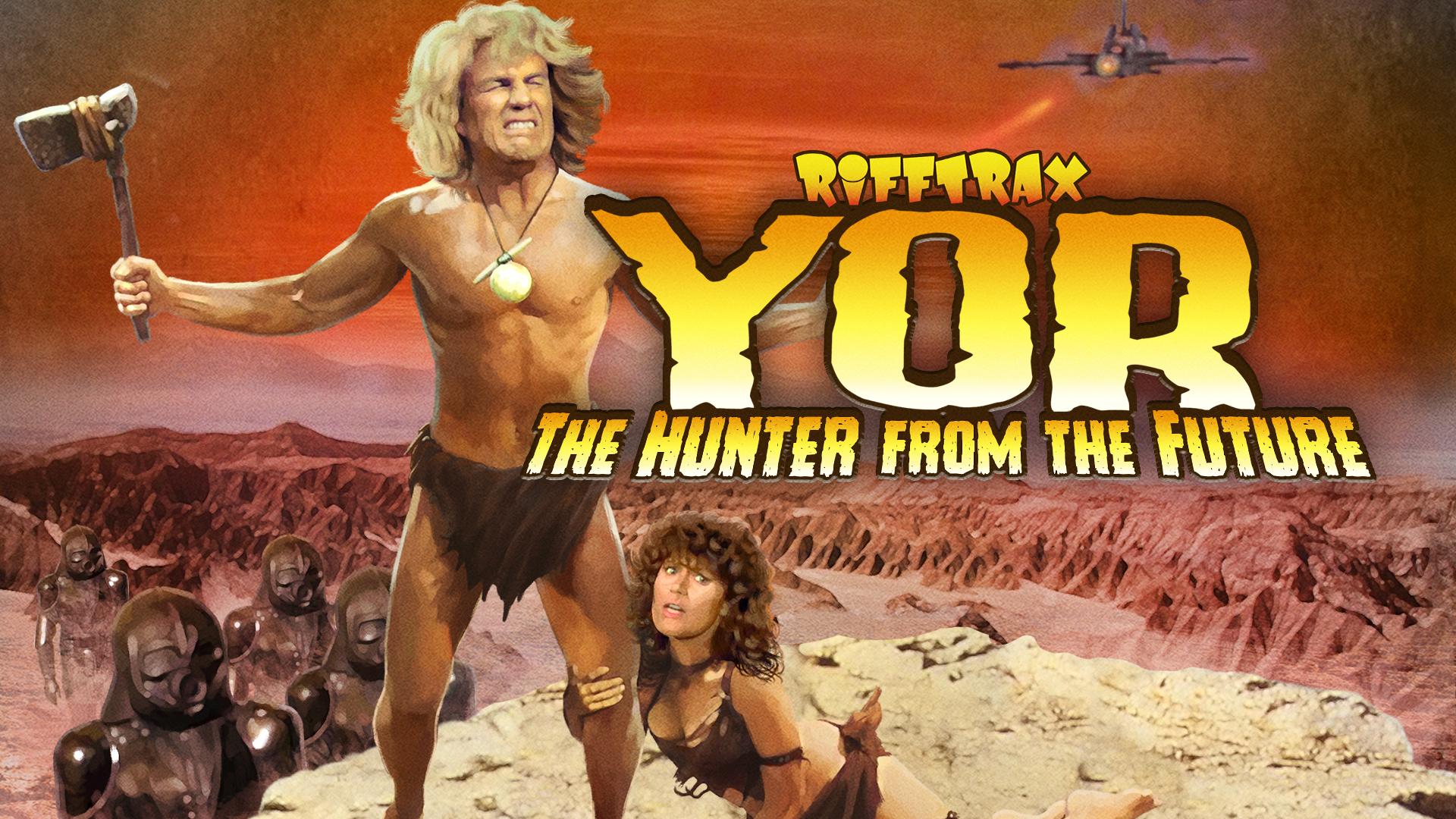 RiffTrax: Yor Hunter From The Future