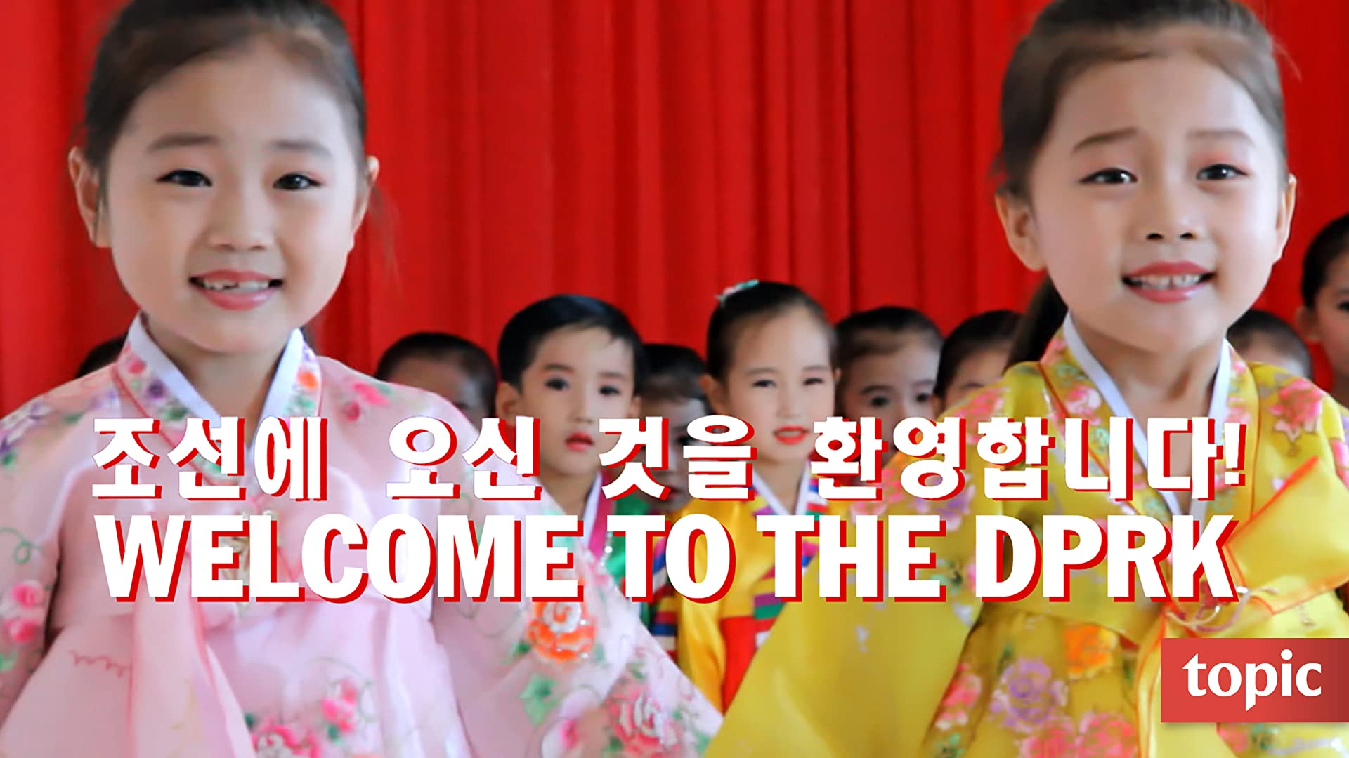 Welcome to the DPRK Season 01