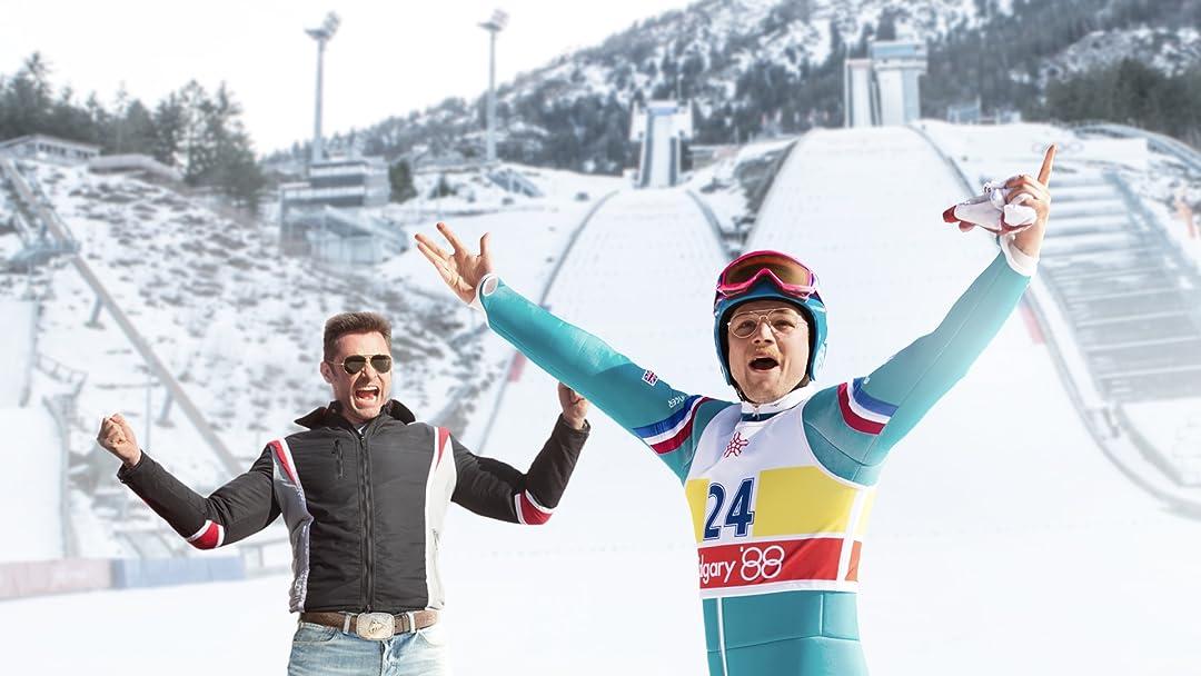 Film sulle Olimpiadi: Eddie the Eagle