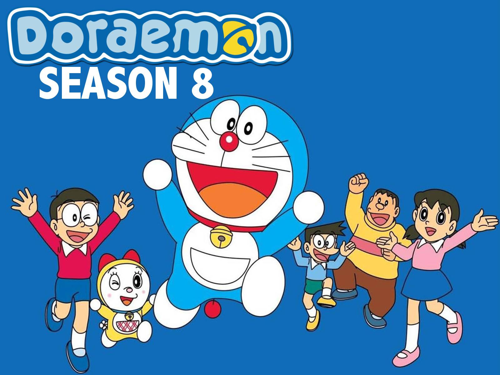 Prime Video Doraemon Season 5