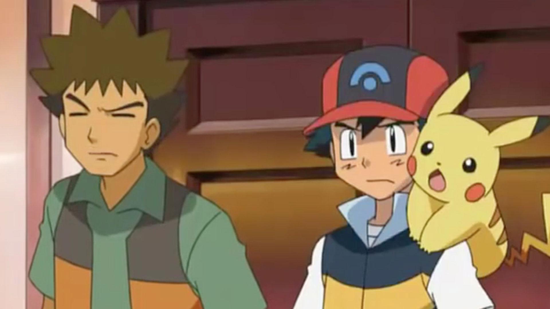 Pokémon the Series: Diamond and Pearl - Season 1101