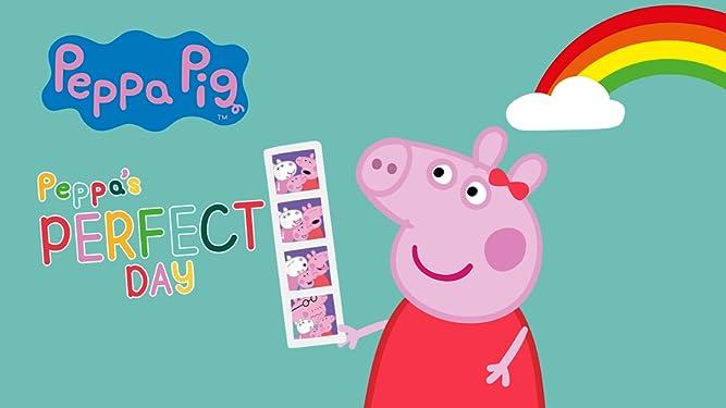 Peppa Pig, Peppa's Perfect Day