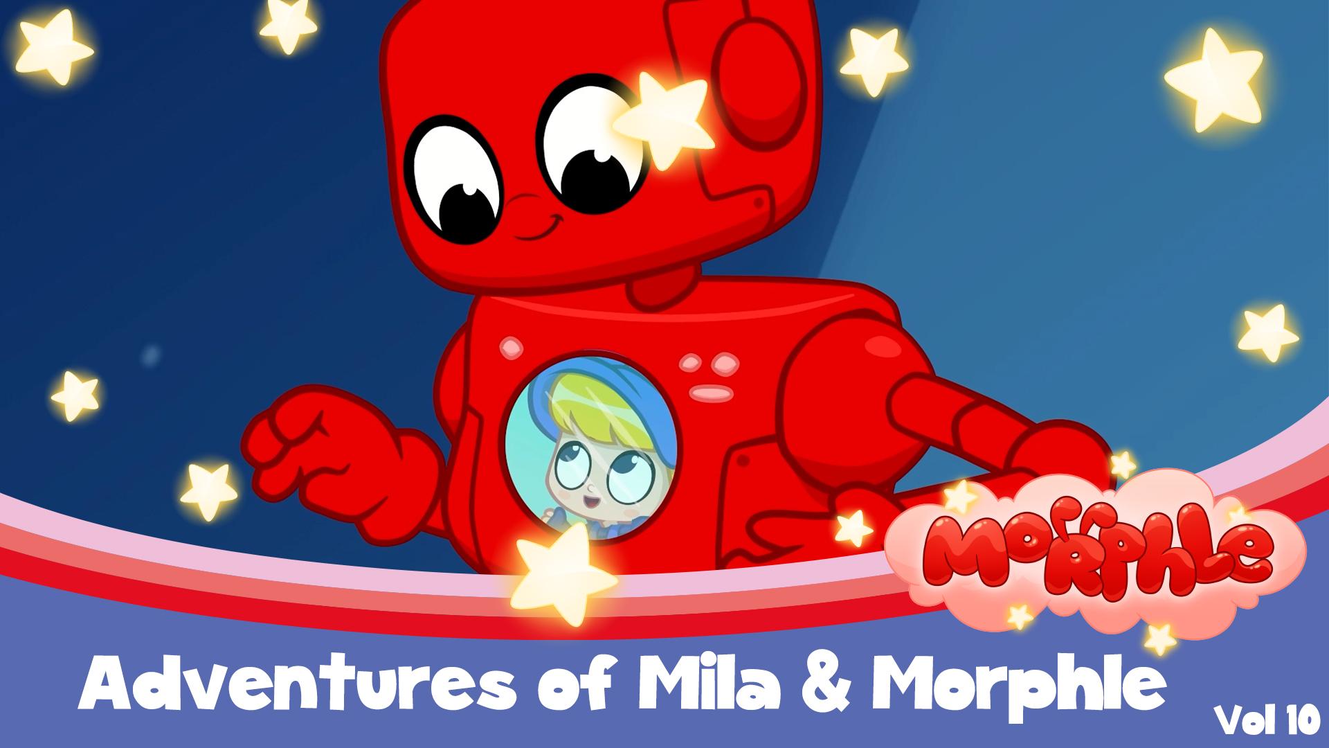 My Magic Pet Morphle - Adventures of Mila & Morphle on Amazon Prime Video UK
