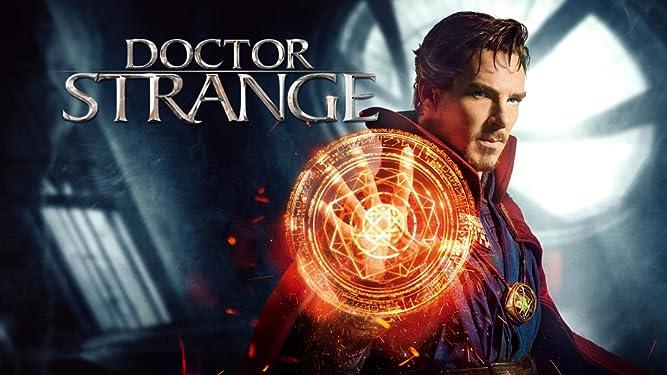 Doctor Strange (2016) (Theatrical)