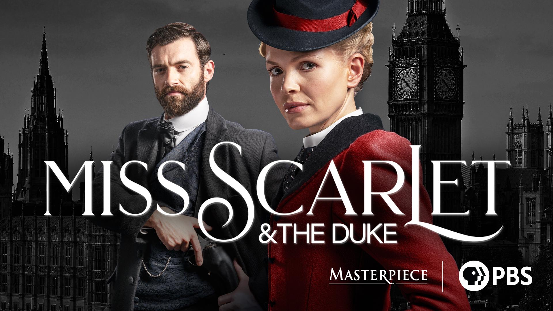Miss Scarlet and the Duke, Season 1