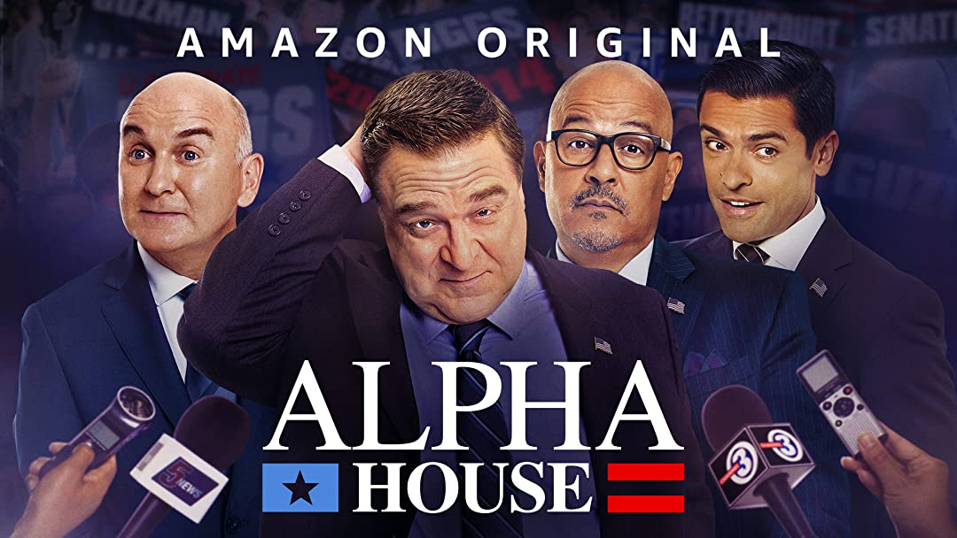 Watch Alpha House Season 2 Prime Video