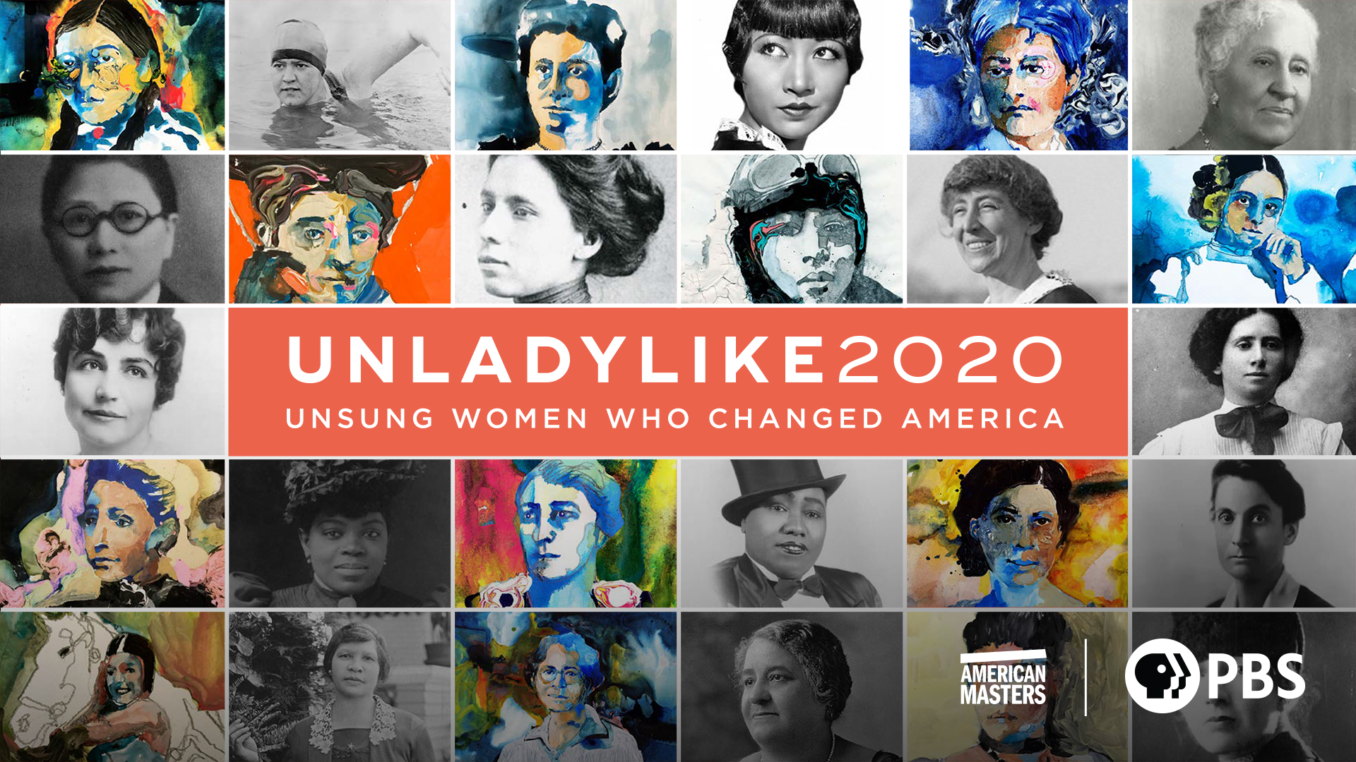 Unladylike2020: Unsung Women Who Changed America, Season 1