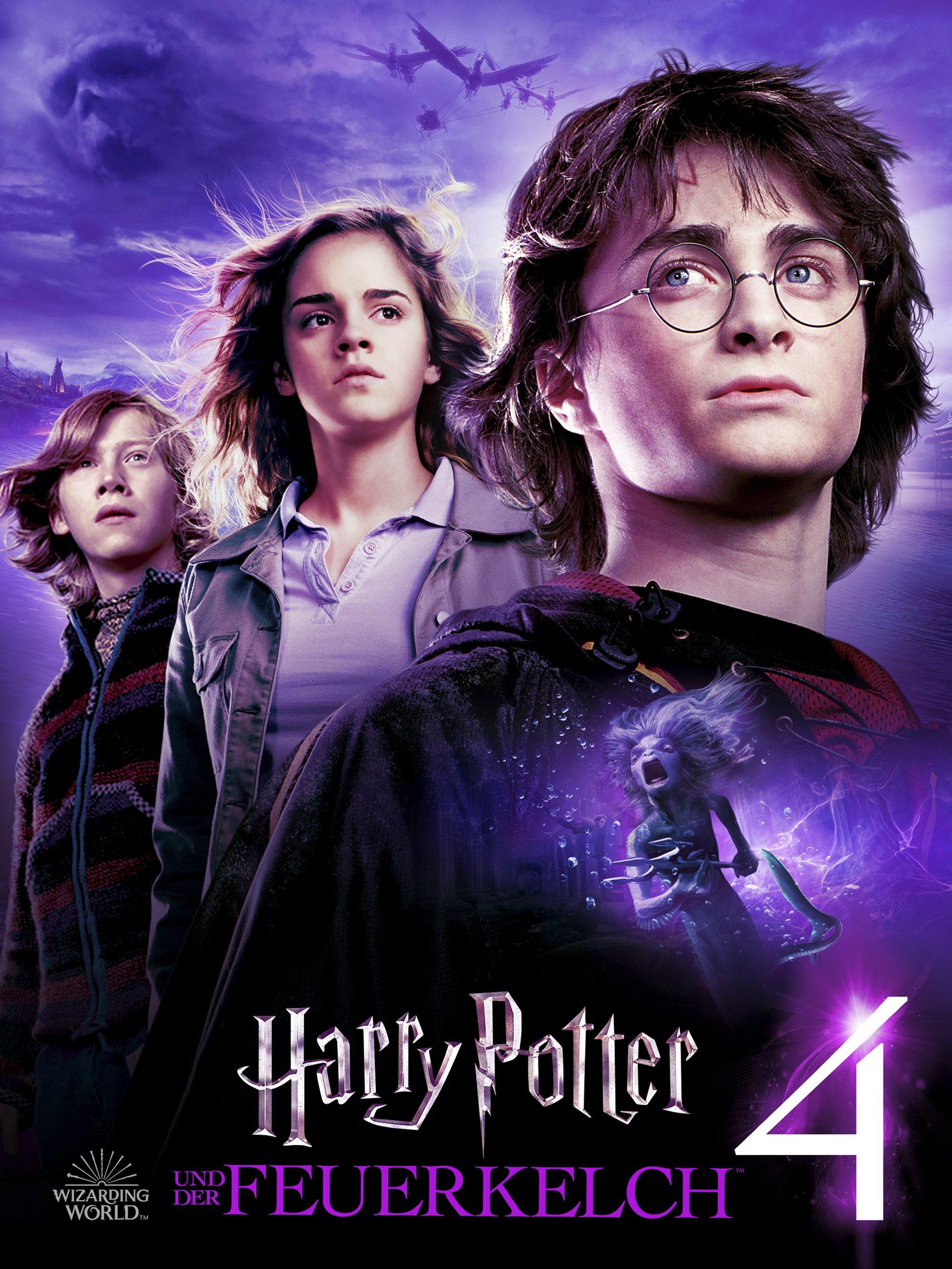 Prime Video Harry Potter Und Der Feuerkelch Dt Ov