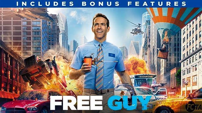 Free Guy (With Bonus Features)