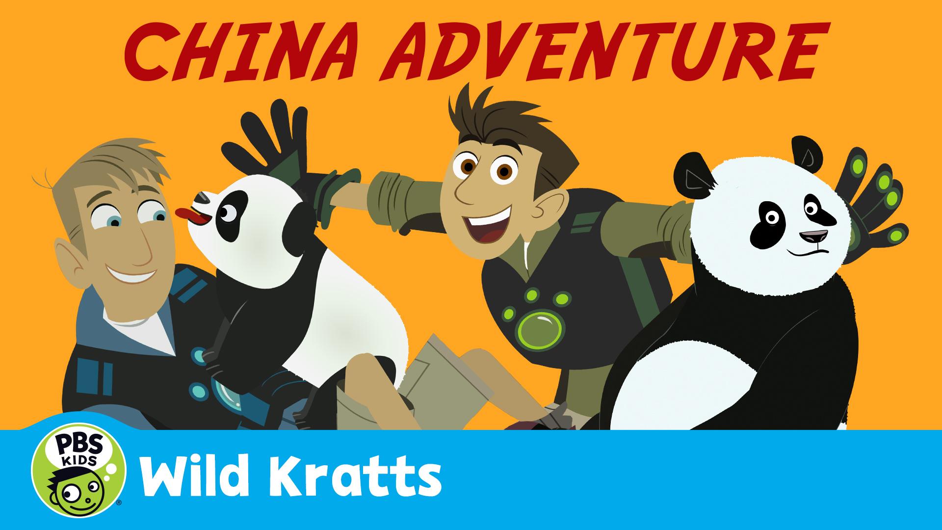 Wild Kratts: China Adventure