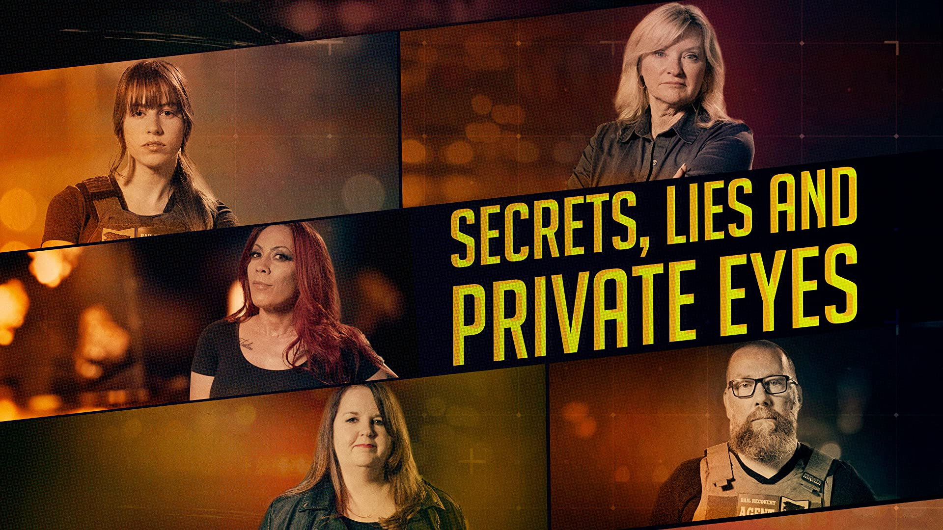 Secrets, Lies and Private Eyes - Season 1