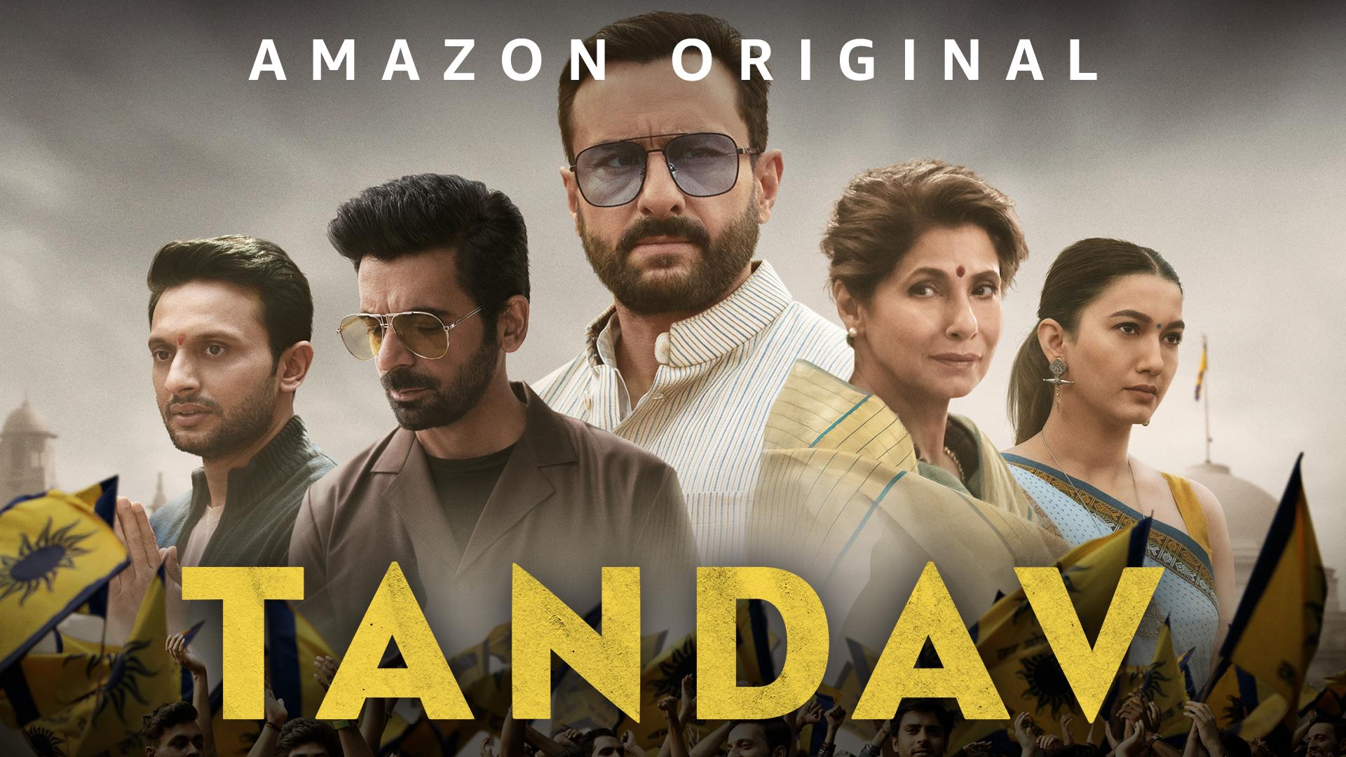 Tandav - Season 1