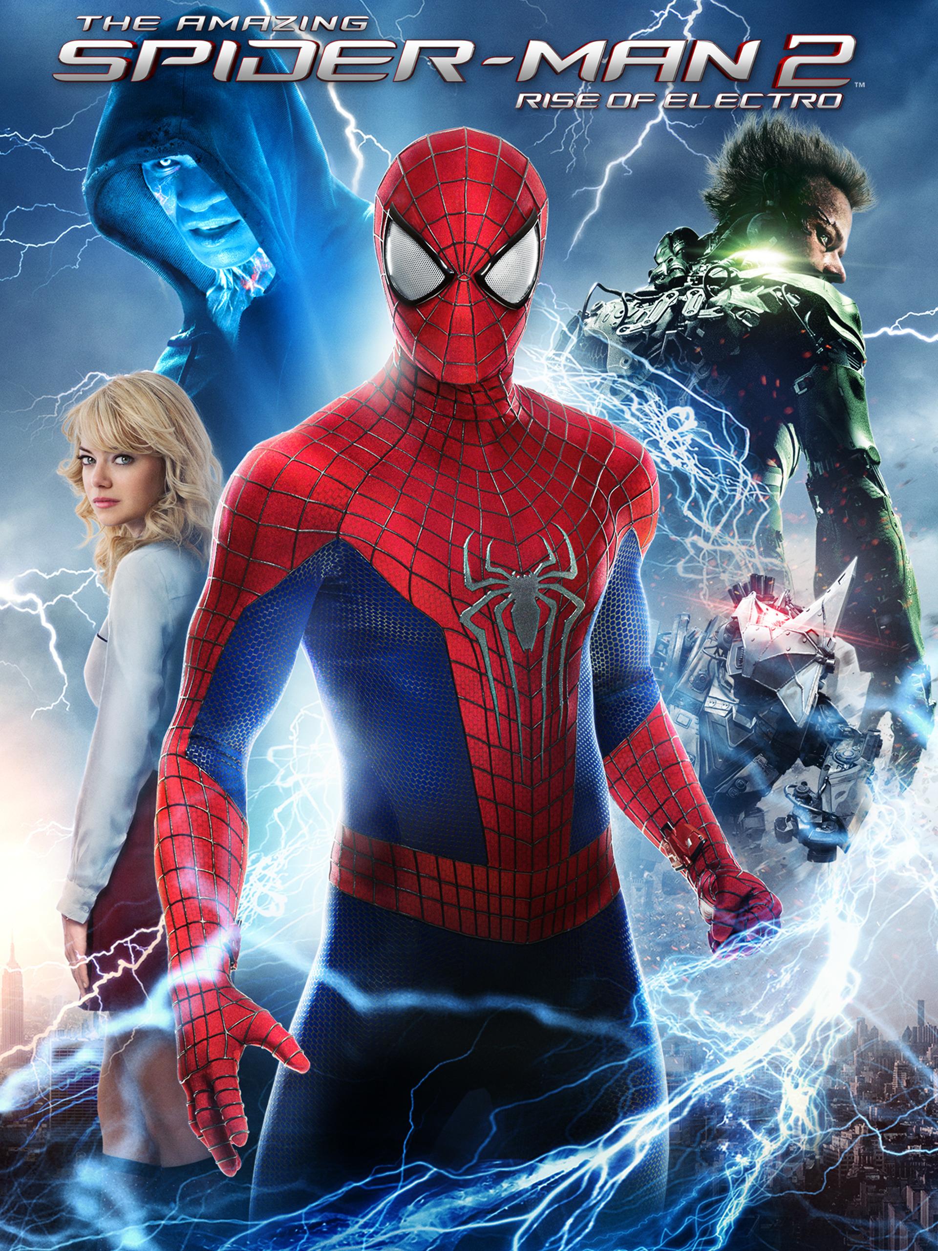 Prime Video: The Amazing Spider-Man 2