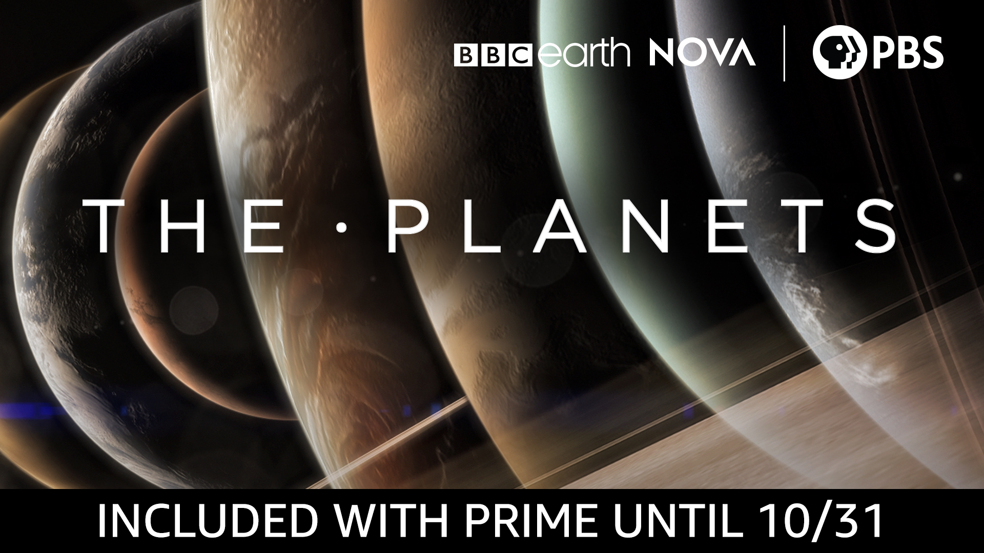 NOVA: The Planets: Season 1