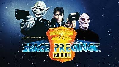 Space Precinct: 2040
