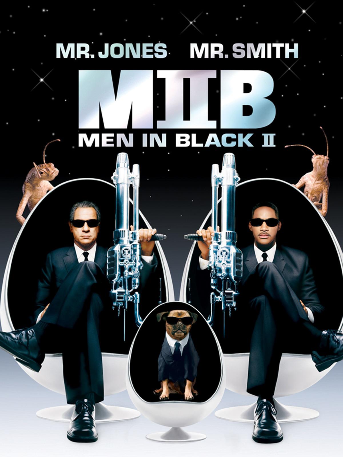 Prime Video: Men in Black II