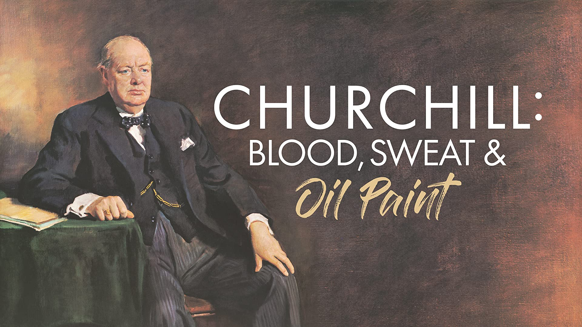 Andrew Marr on Churchill: Blood, Sweat & Oil Paint - Series 1
