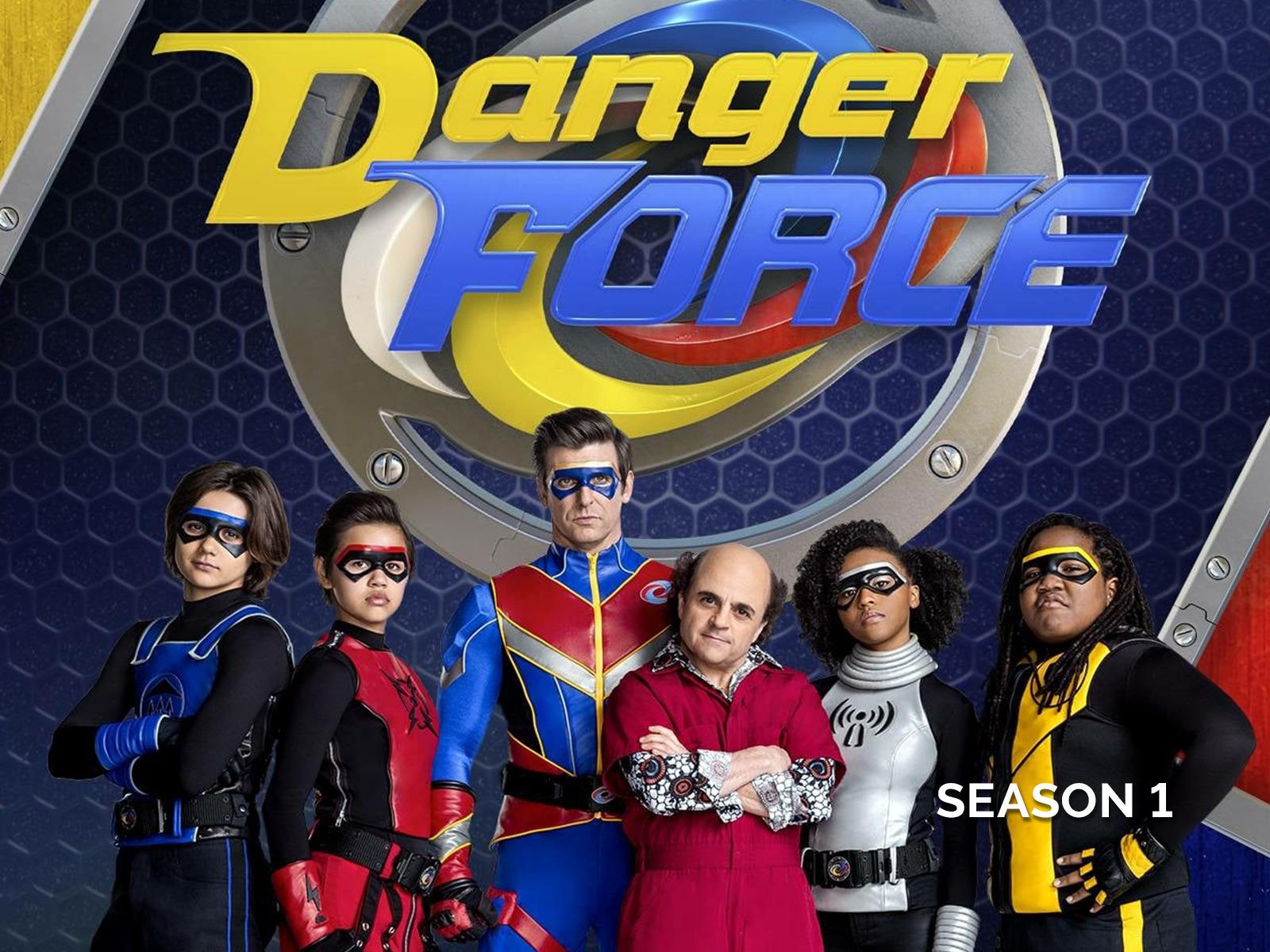 Prime Video Danger Force Season 1