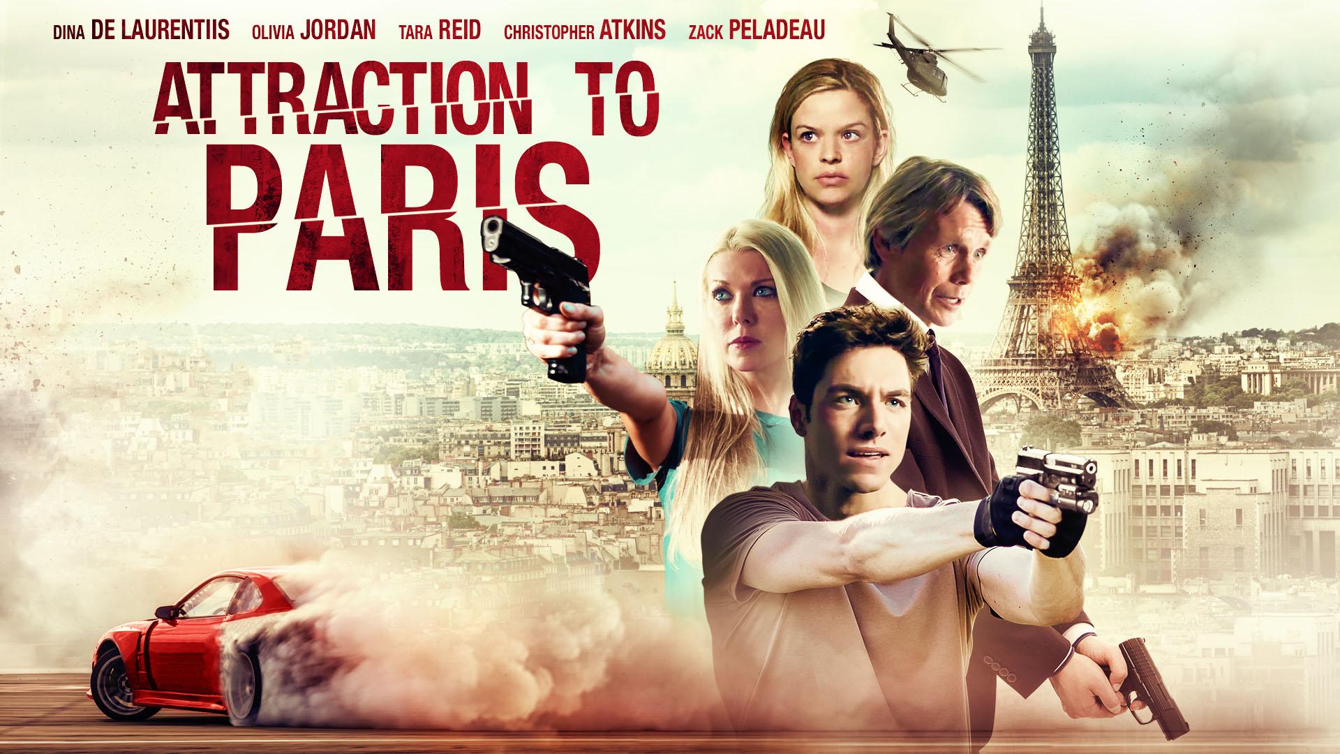 Attraction to Paris