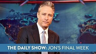 The Daily Show: Jon's Final Week