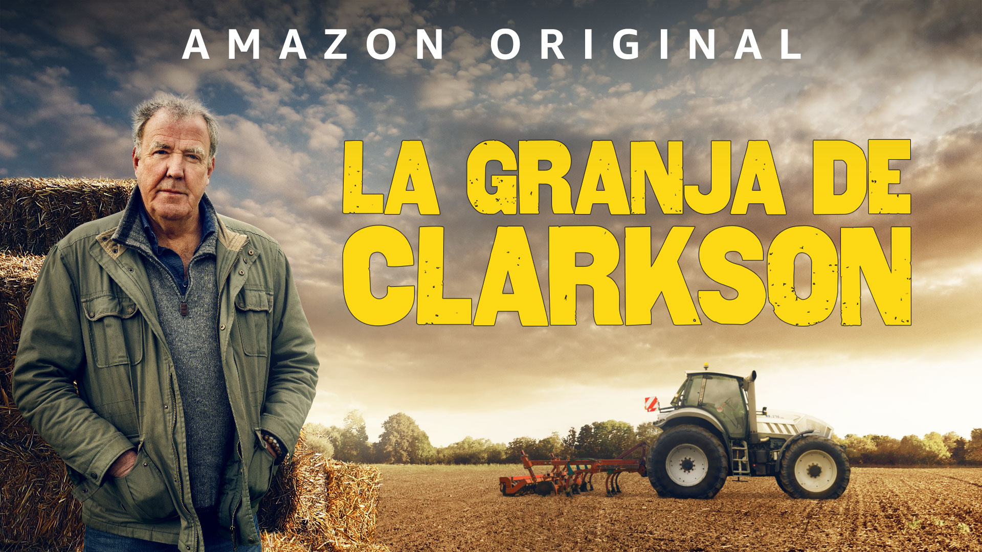 La Granja de Clarkson - Temporada 1
