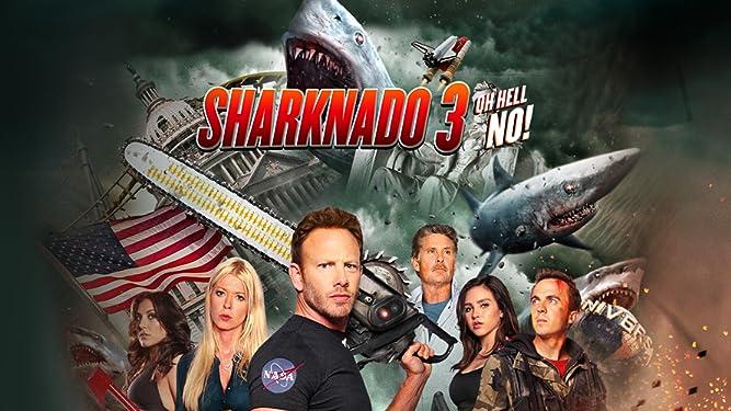 Sharknado 3: Oh Hell No! - Season 1