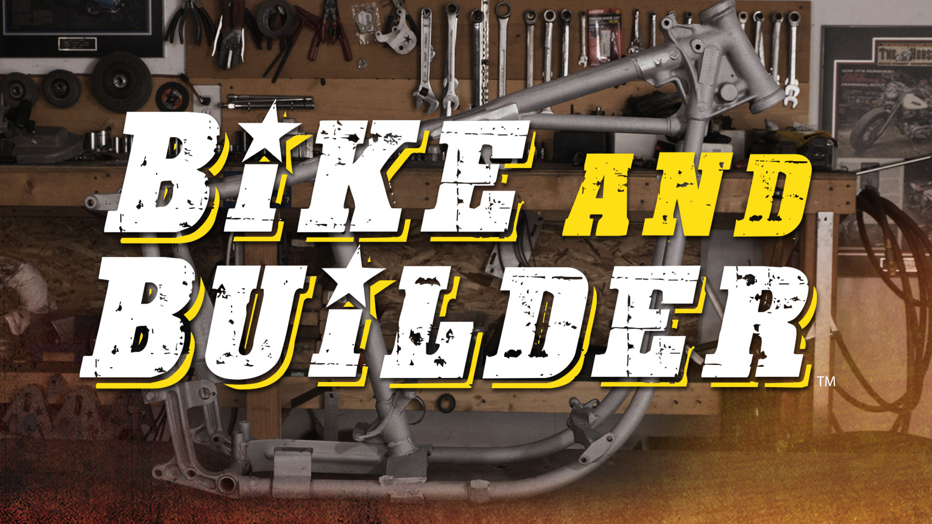 Bike and Builder