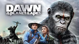 Dawn of The Planet of The Apes (4K UHD)
