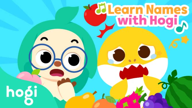 Pinkfong! Learn Names with Hogi