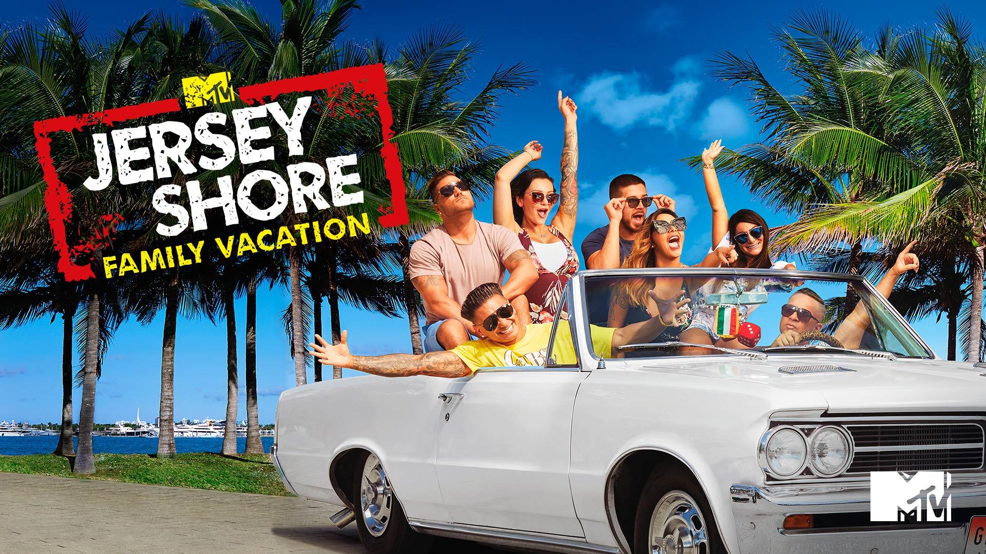 Jersey Shore: Family Vacation Season 1