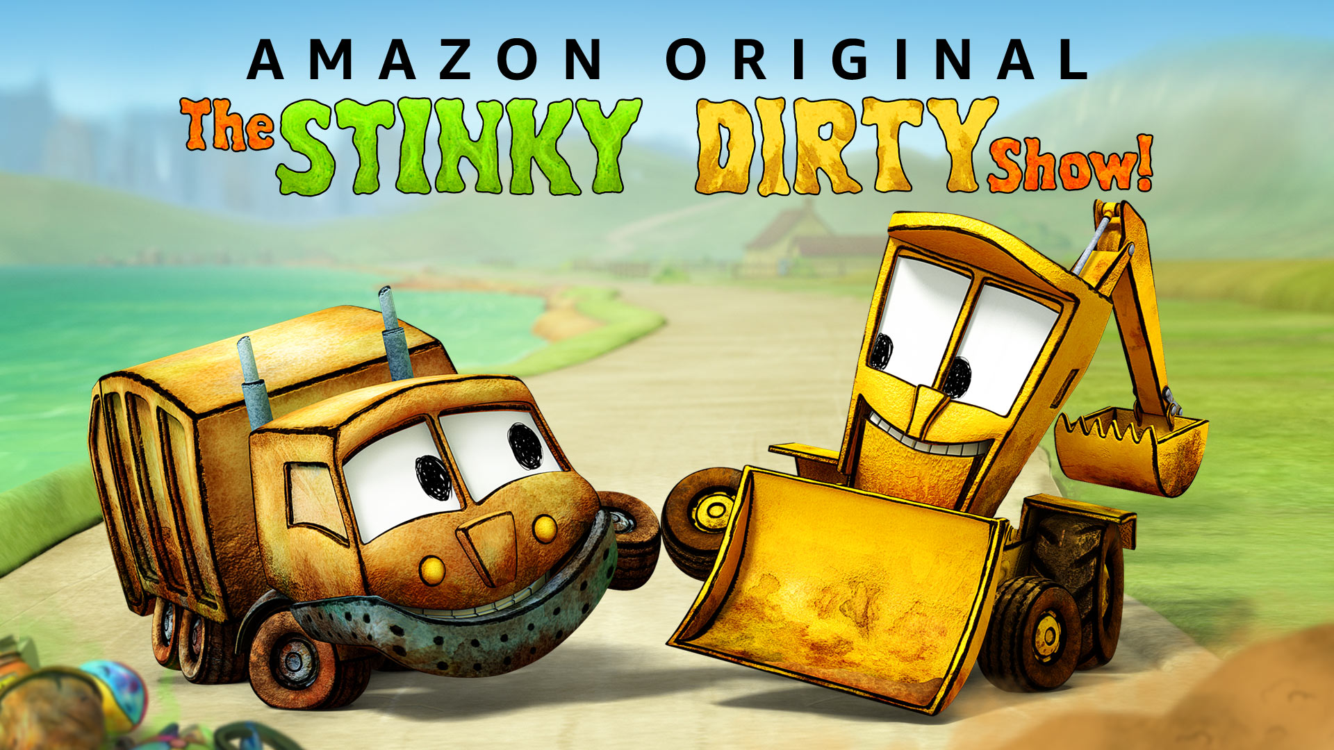 The Stinky & Dirty Show - Season 1