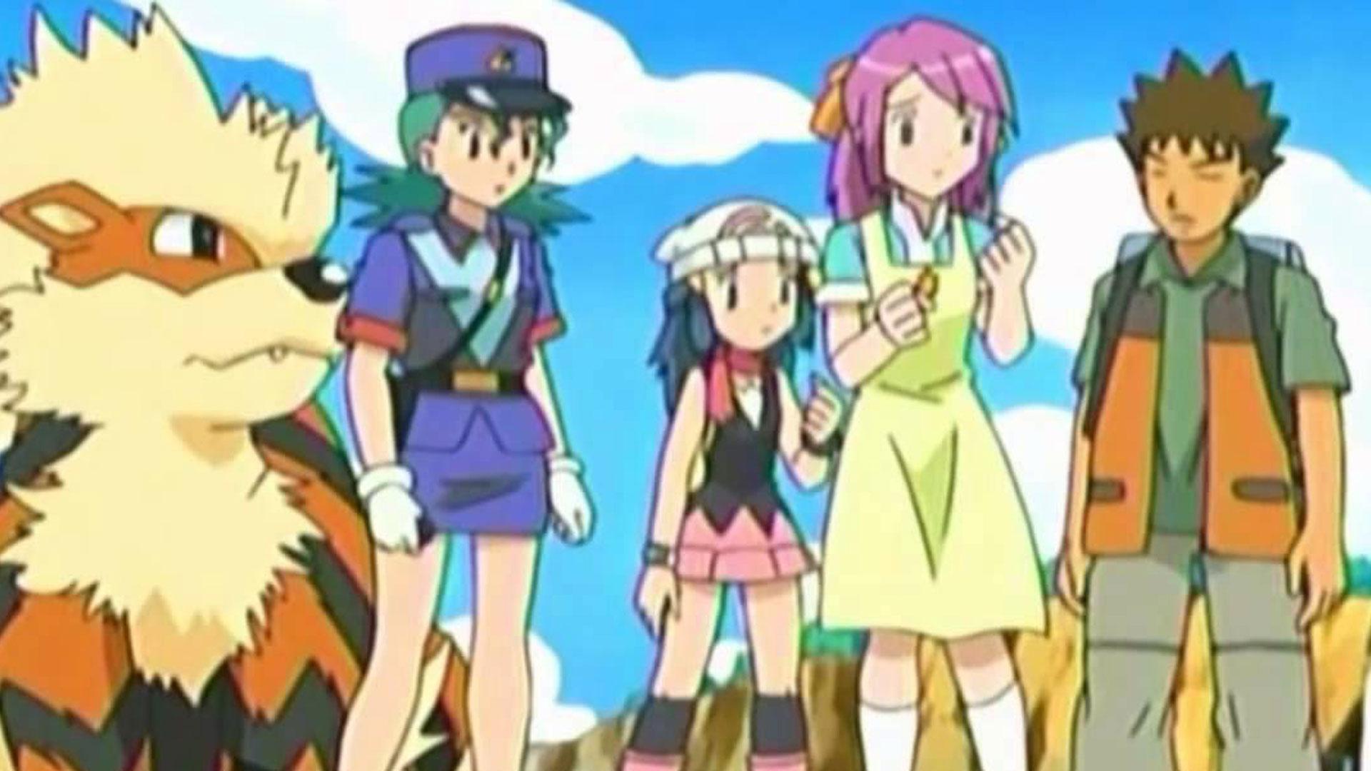 Pokémon the Series: Diamond and Pearl - Season 1103
