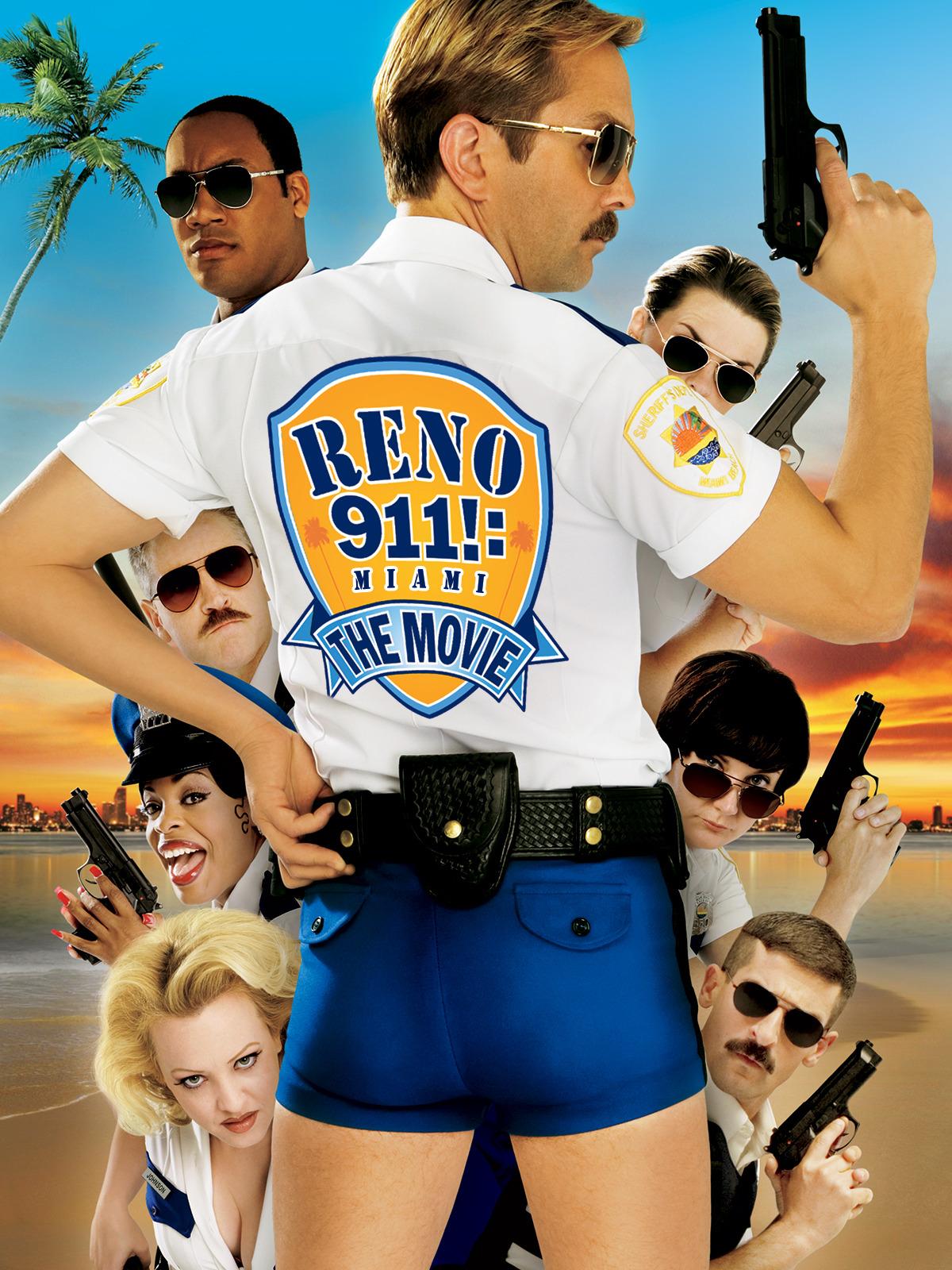 Prime Video: Reno 911!: Miami - O Filme