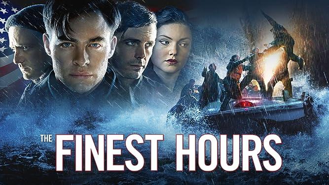 The Finest Hours (Plus Bonus Features)
