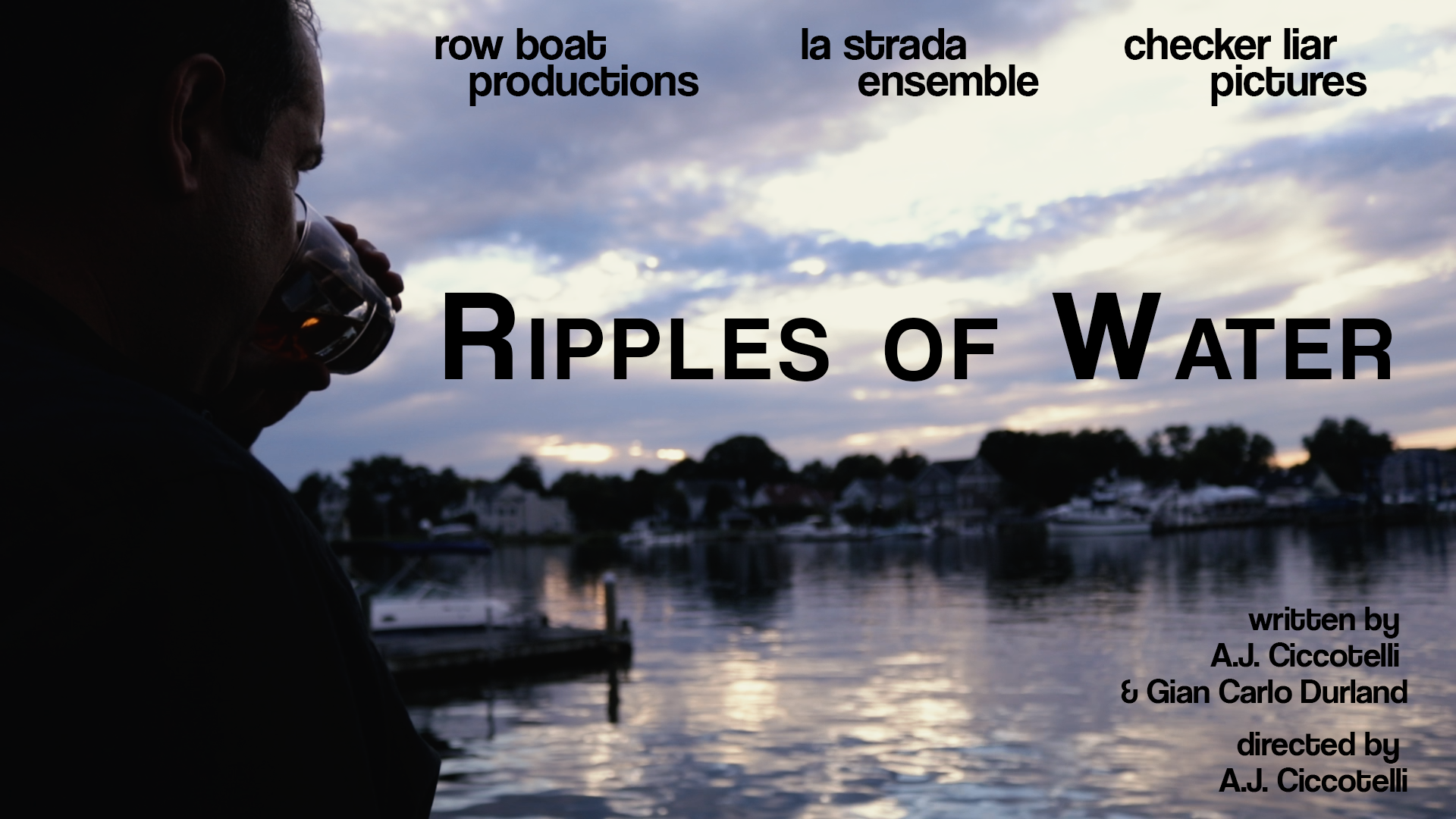Ripples of Water