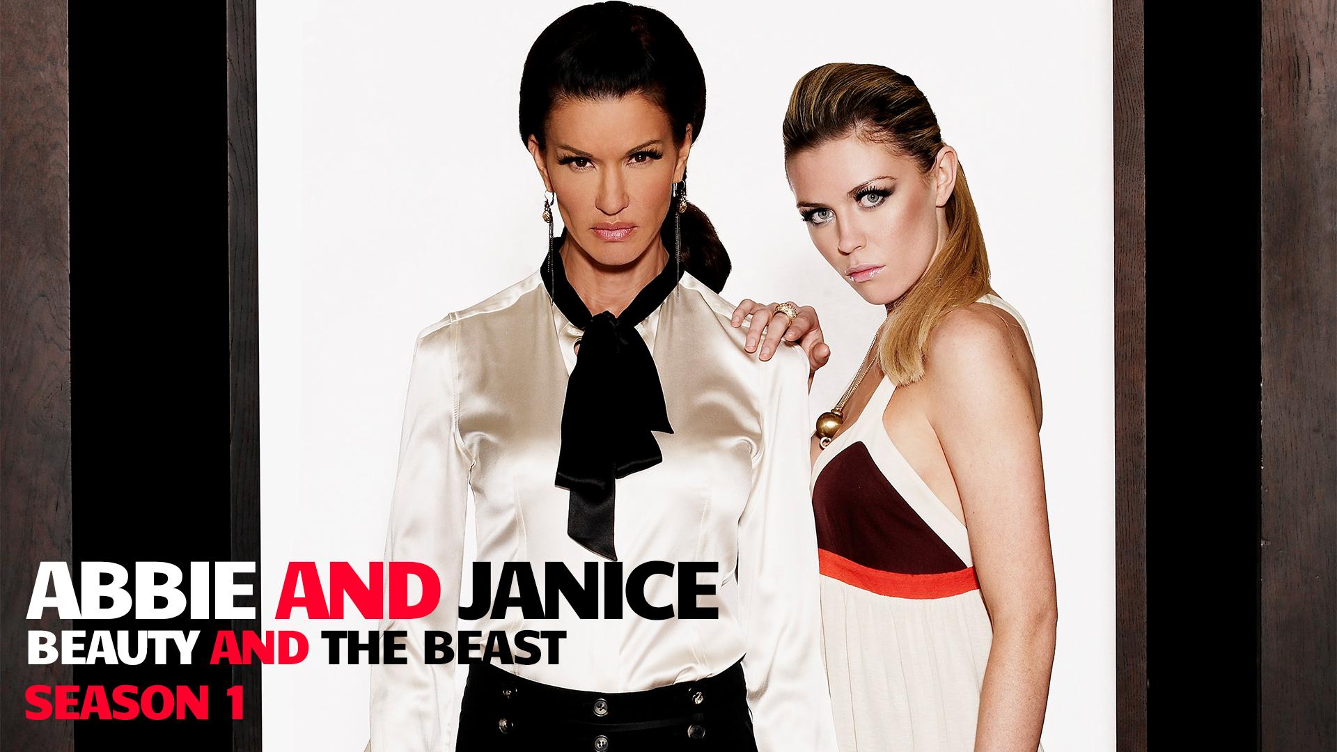 Abbey & Janice: Beauty and the Beast