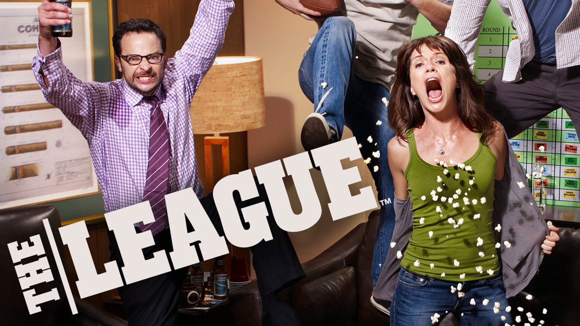 The League Unrated Season 1