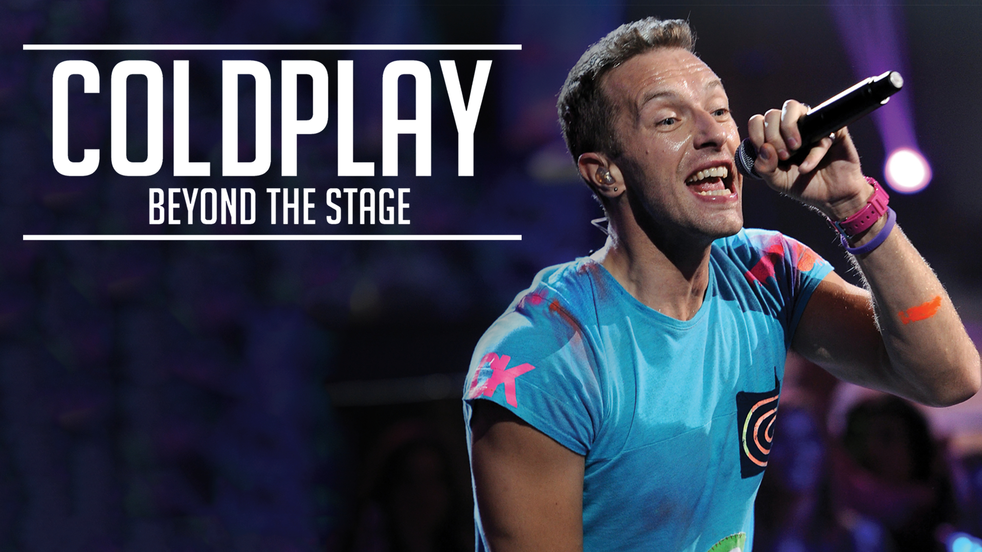 Coldplay: Behind the Stage