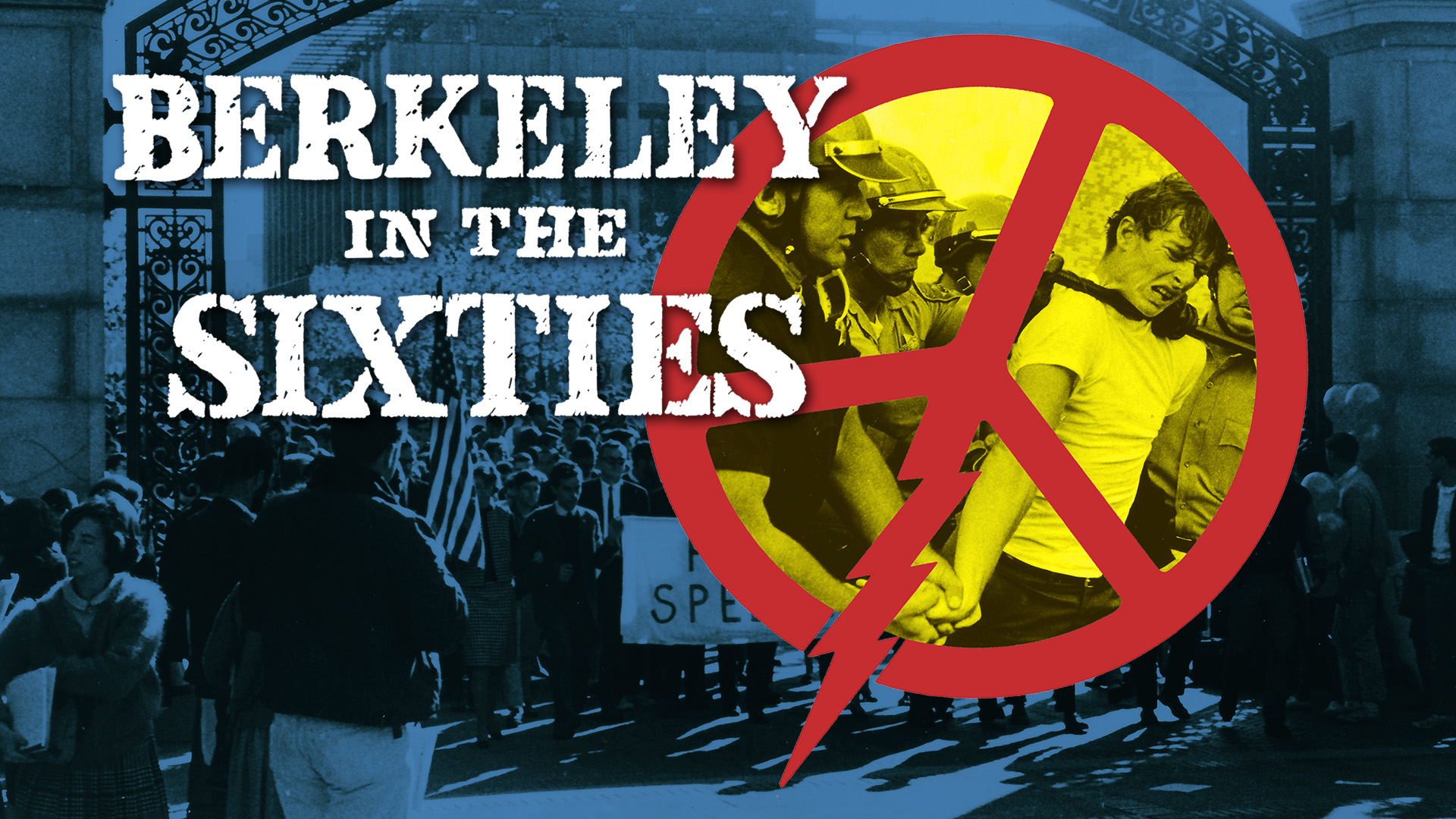 Berkeley in the Sixties on Amazon Prime Video UK